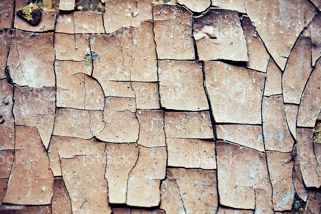 Cracked stock photo