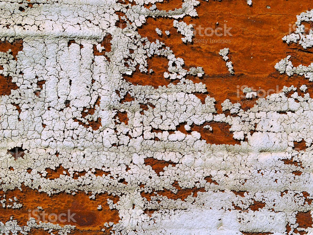 Cracked Stucco Background1 (grunge texture) (series) stock photo
