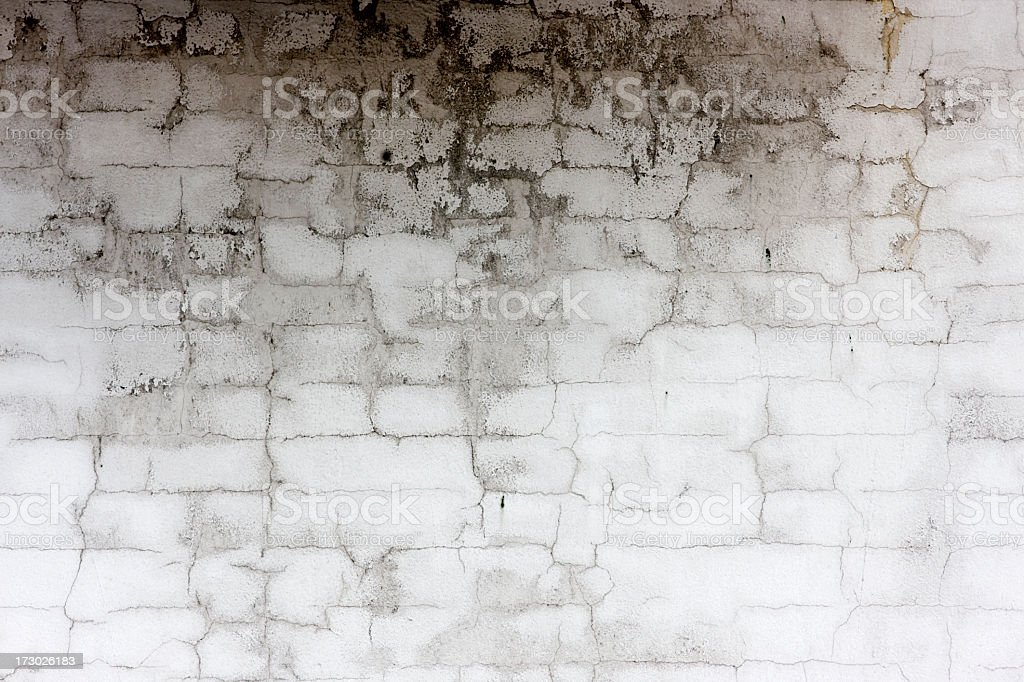 Cracked wall background. royalty-free stock photo