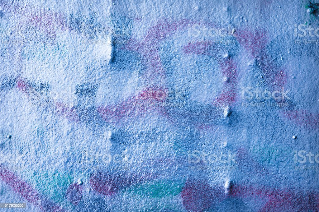 Cracked wall background stock photo