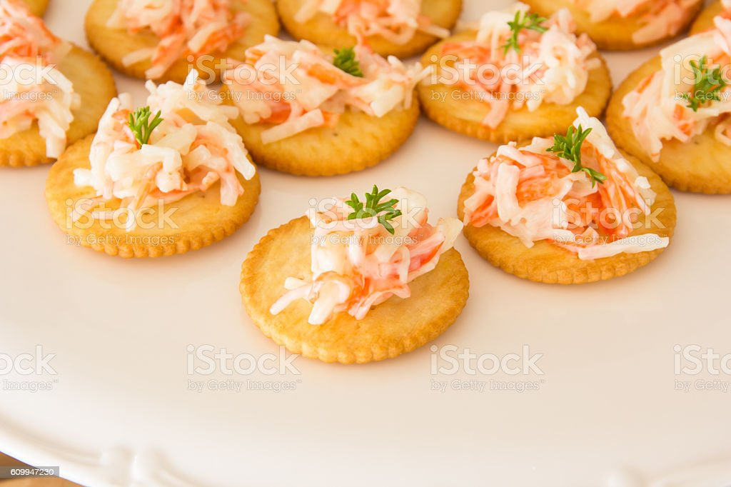 cracker crab stock photo