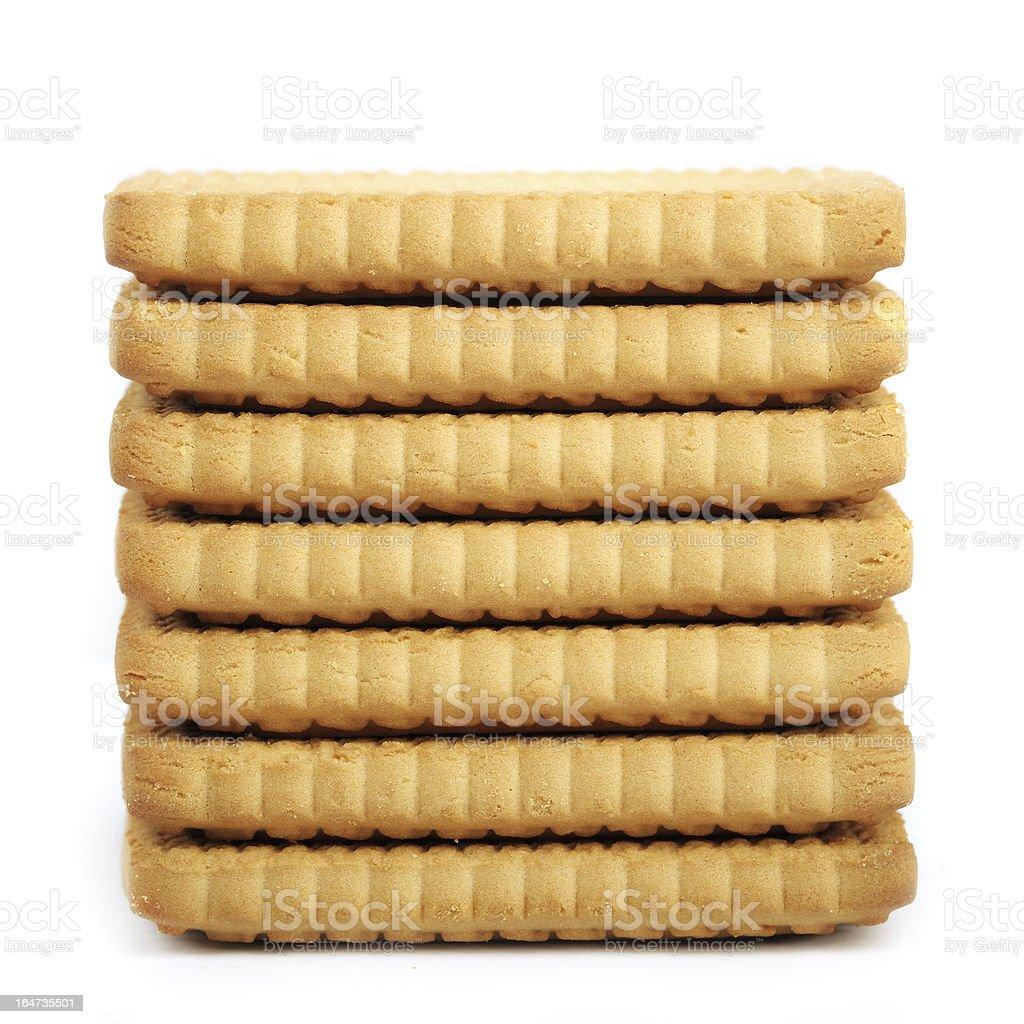 Crackers royalty-free stock photo