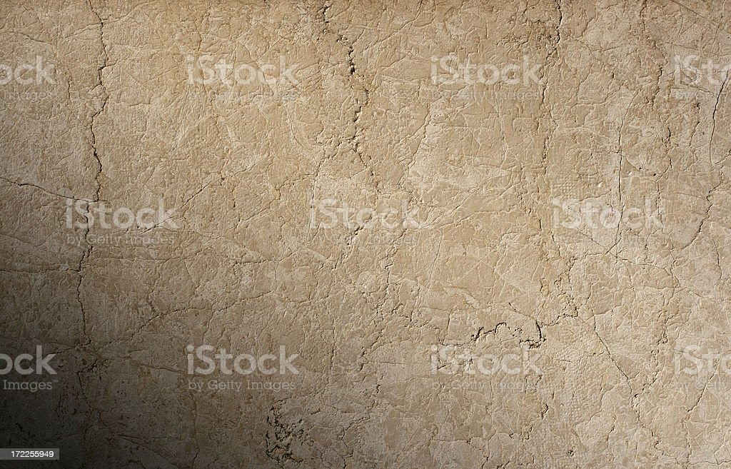 Crackled Roman grunge marble texture royalty-free stock photo