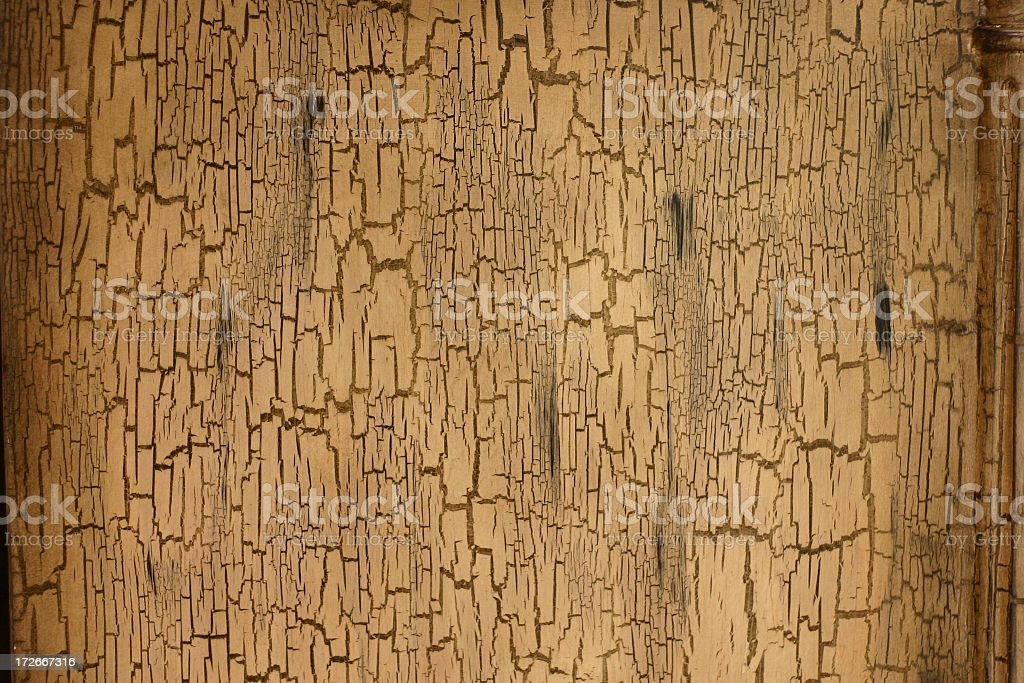 Cracklewood royalty-free stock photo