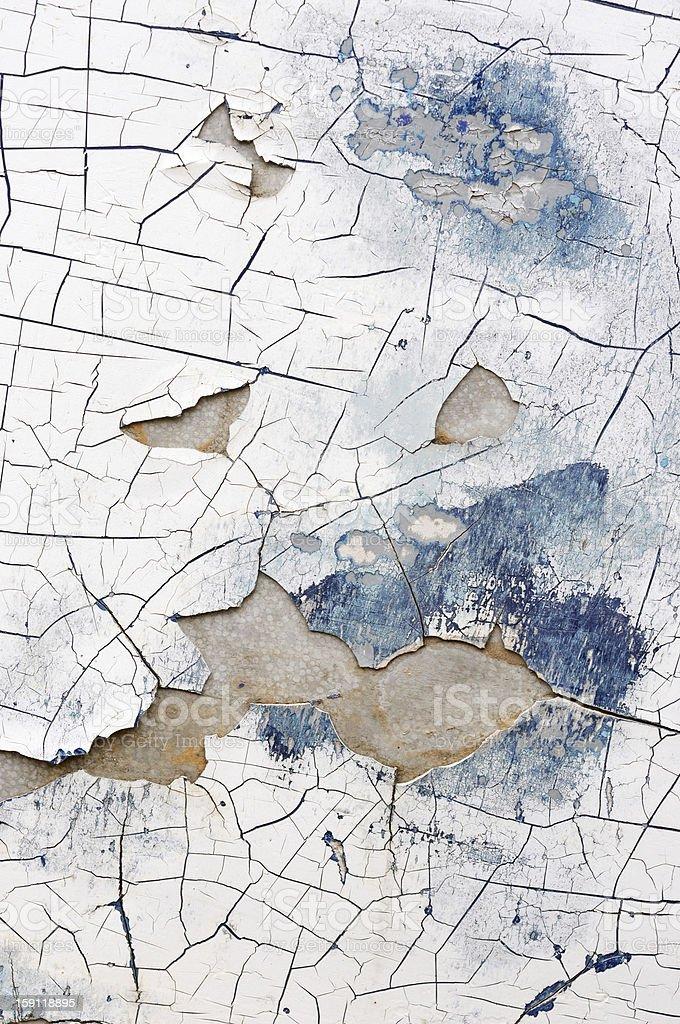 Cracks steel tin abstract pattern royalty-free stock photo