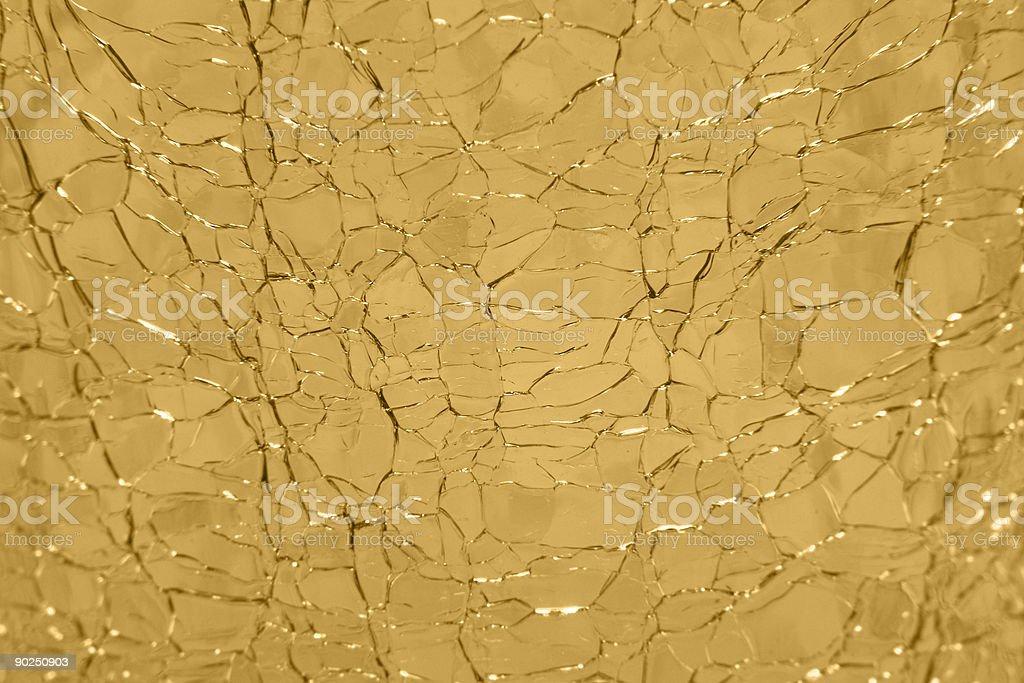 cracky glass pattern royalty-free stock photo