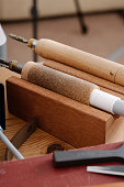 Craft Bench leather tools
