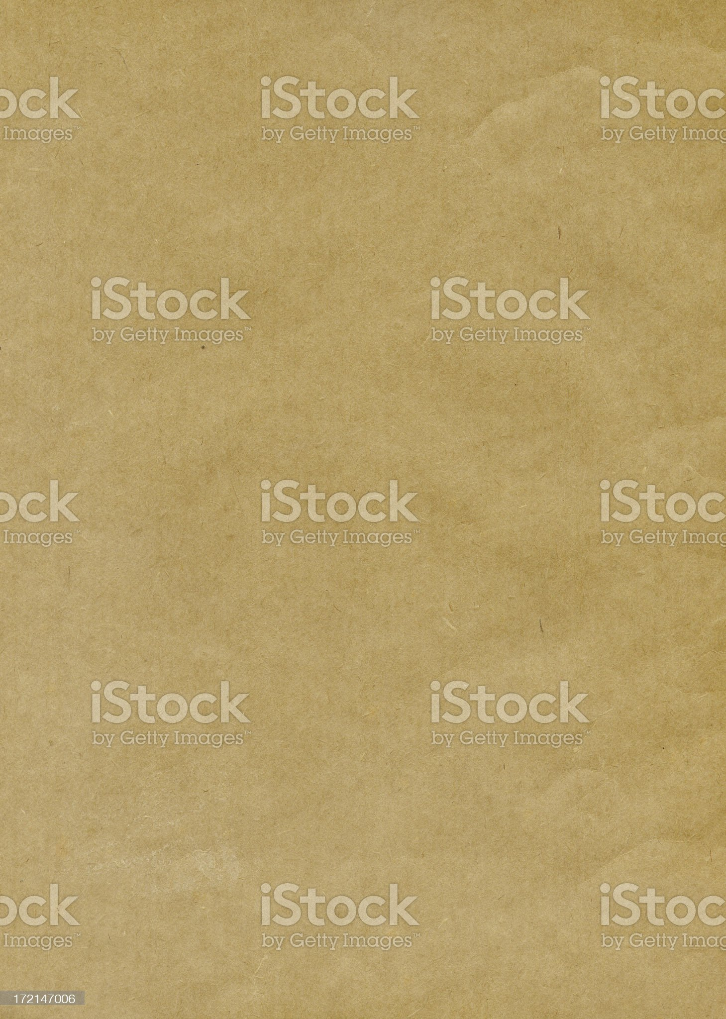 Craft paper  scan royalty-free stock photo