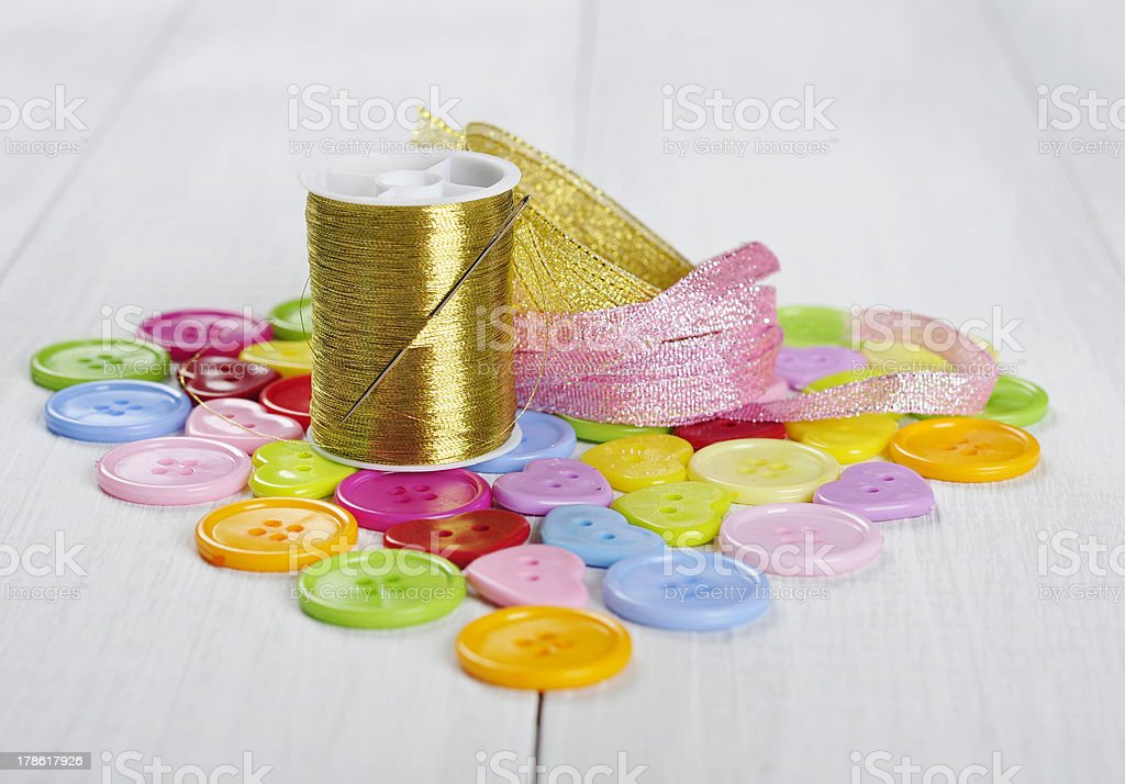 Crafts concept royalty-free stock photo