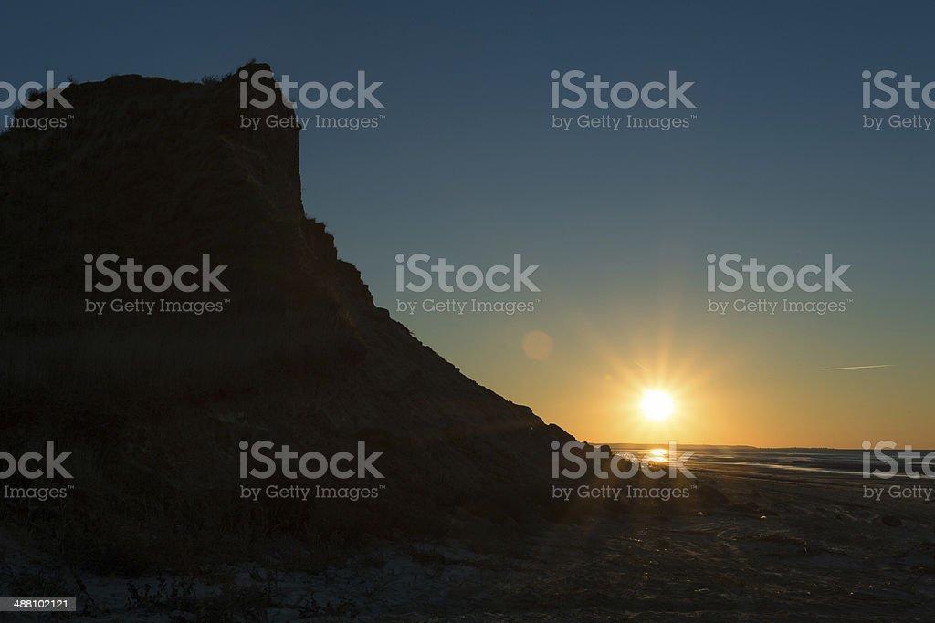 crag royalty-free stock photo