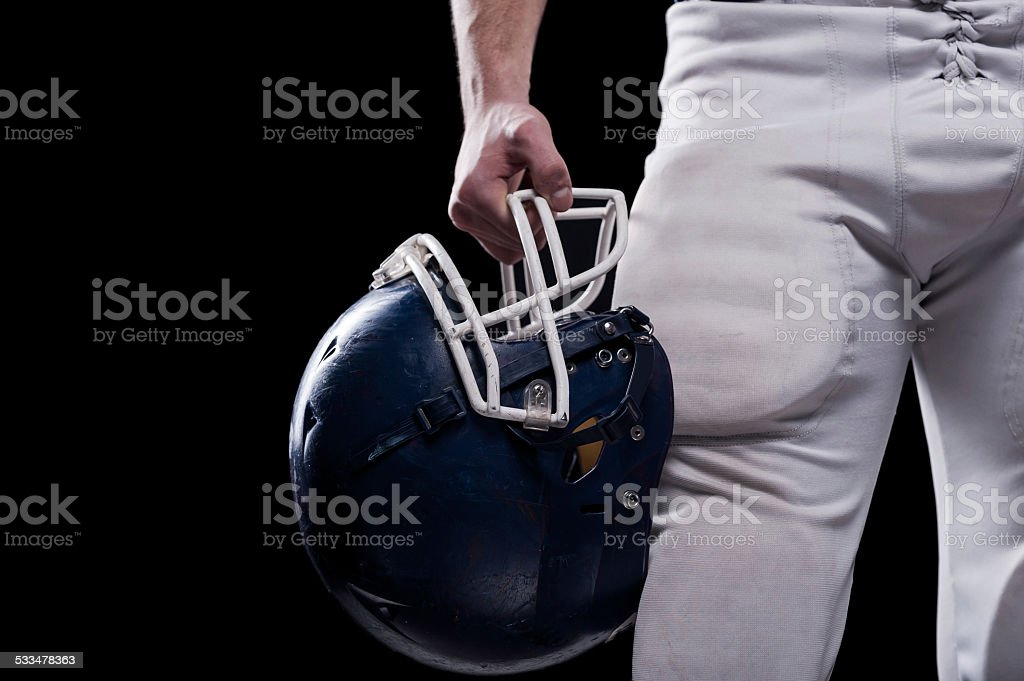 Crash helmet. stock photo