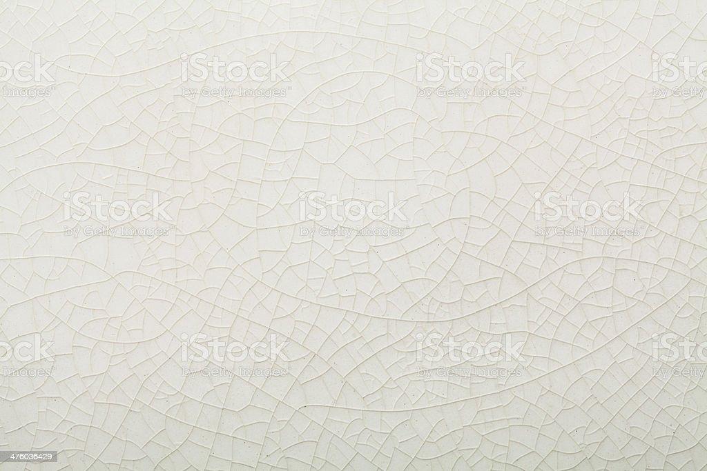crazed white ceramic texture stock photo