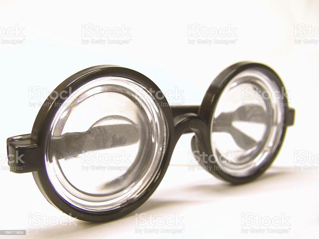 Crazy Glasses stock photo