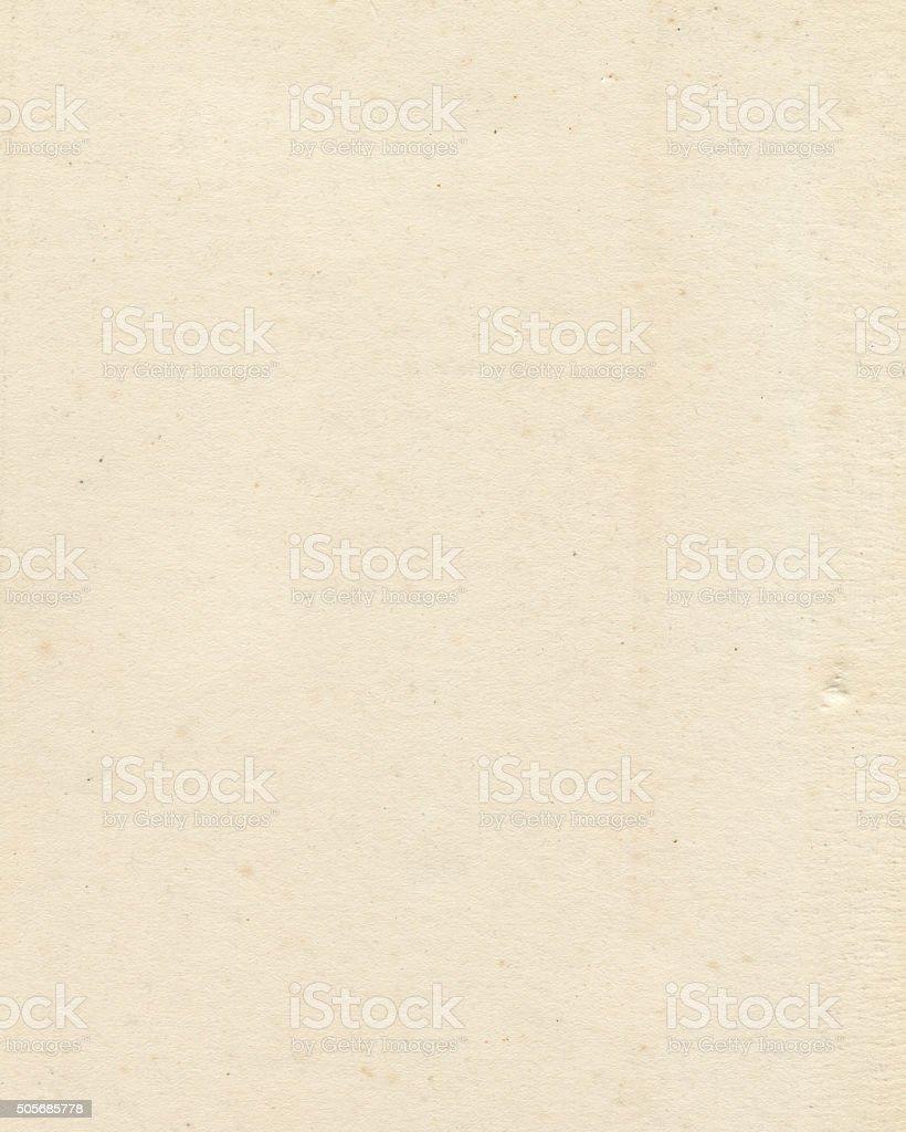 Cream antique paper background texture stock photo