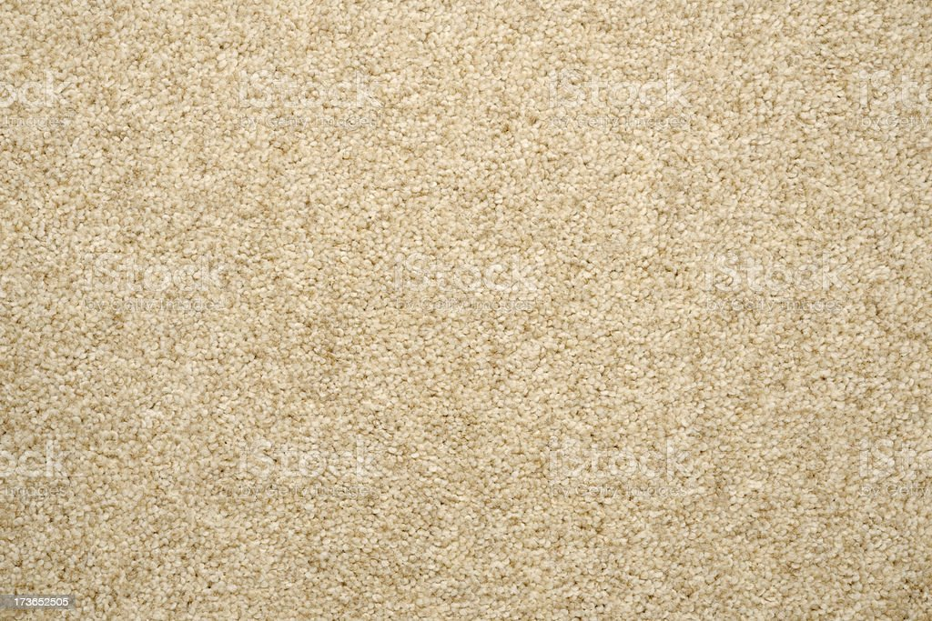 cream carpet background (XXXL) royalty-free stock photo