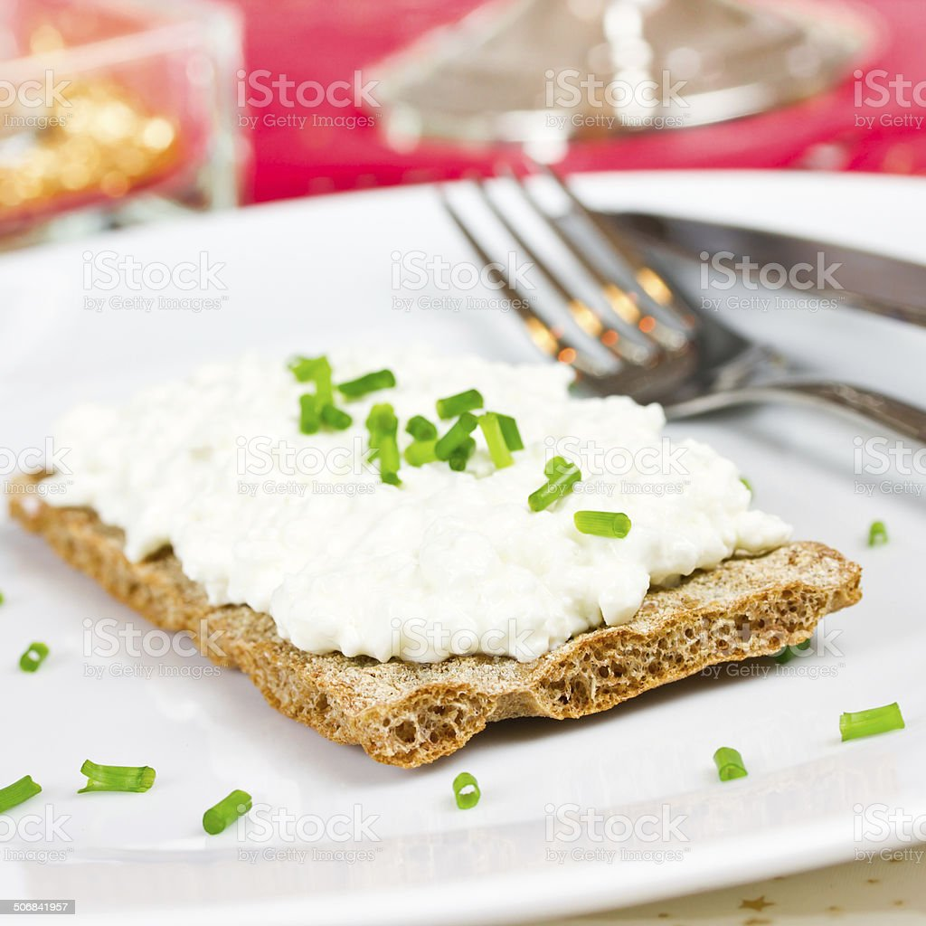 cream cheese stock photo
