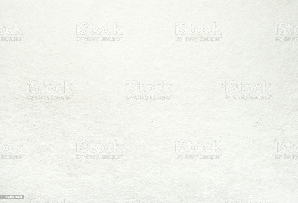 cream color mulberry paper texture background stock photo