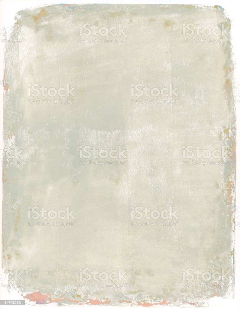 Cream colored mottled texture background vector art illustration