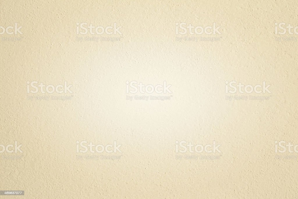 Cream textured wall stock photo