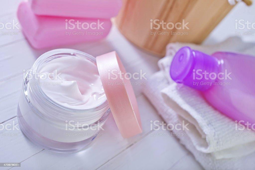 creame stock photo
