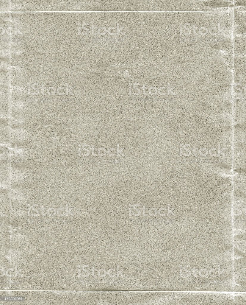 Creased lined textured paper stock photo