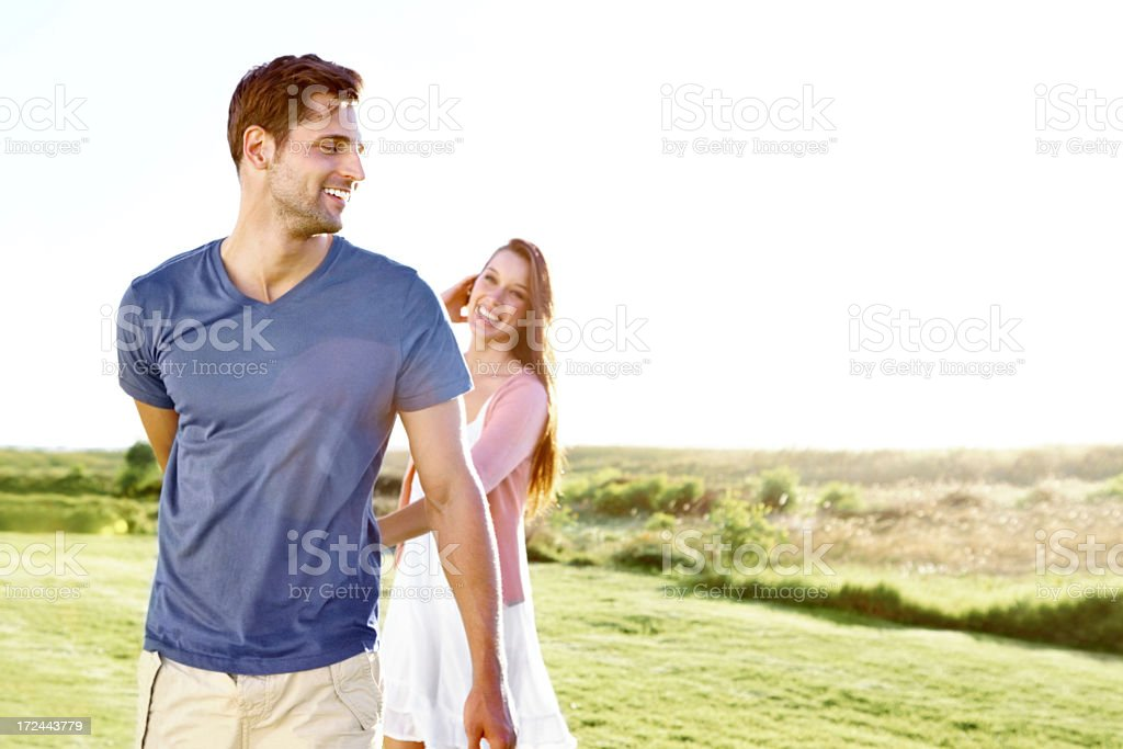 Creating memories of us together royalty-free stock photo