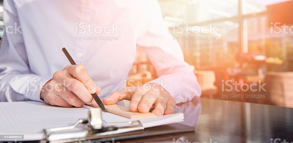 Creating Stratergy stock photo