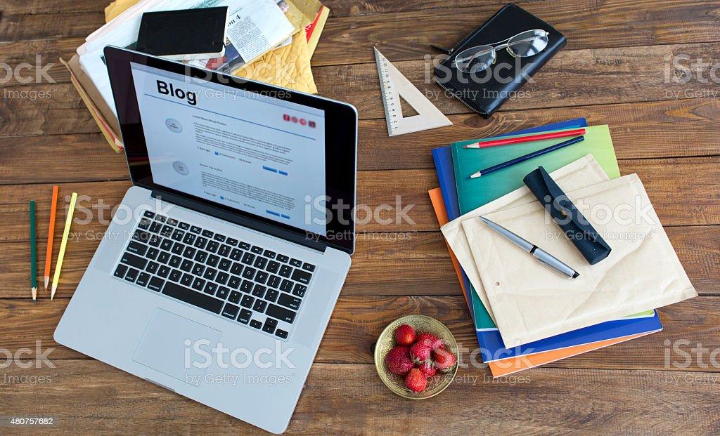 Creative disorder concept stock photo