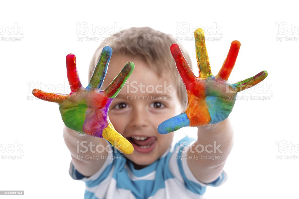 Creative education stock photo