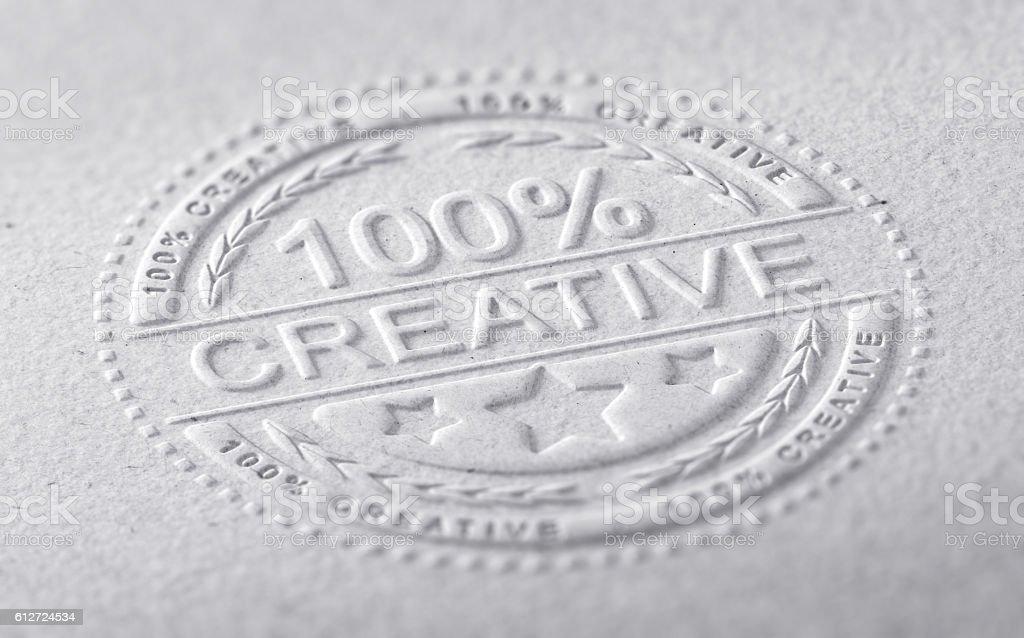 Creative Graphic Design stock photo