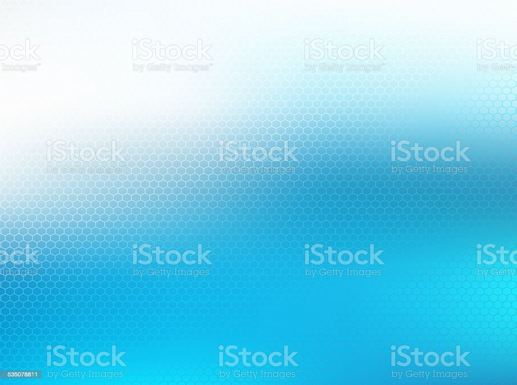 Creative Hexagonal Background stock photo