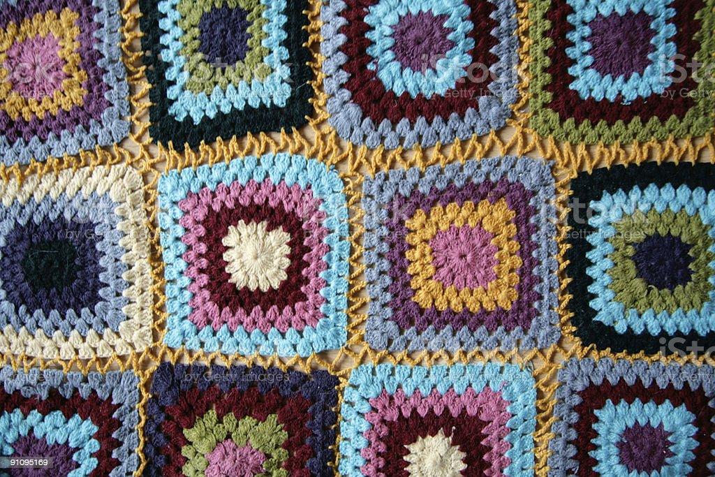 Creative knit royalty-free stock photo