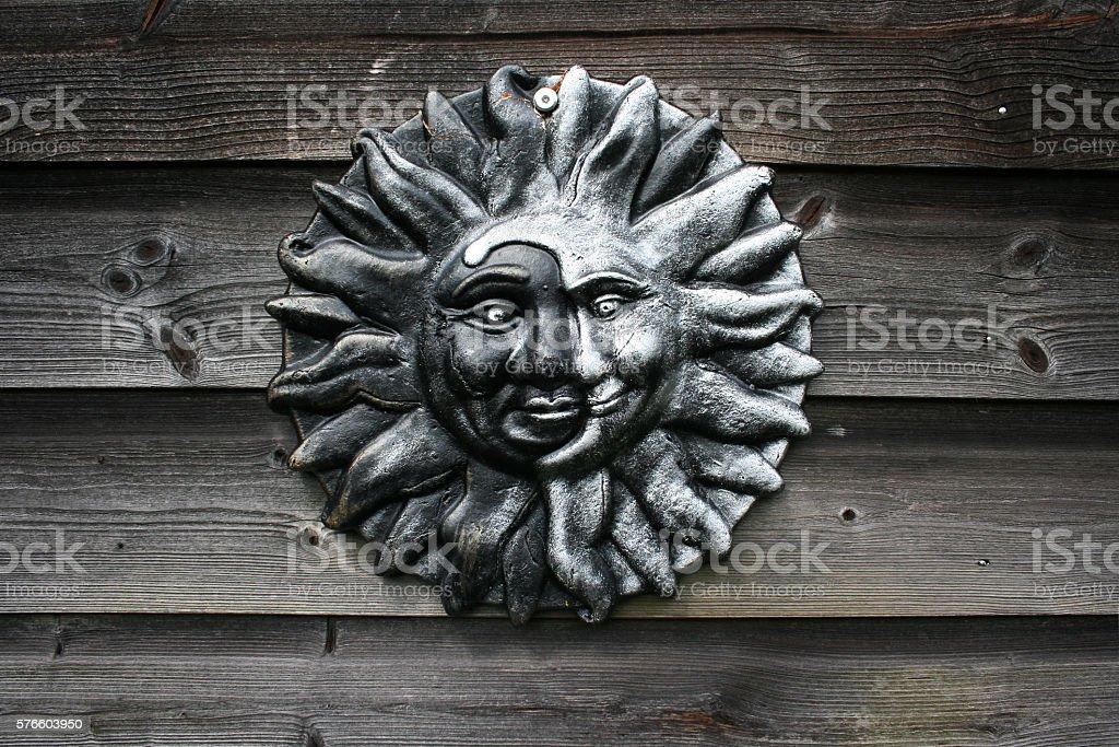 Creative Sun stock photo