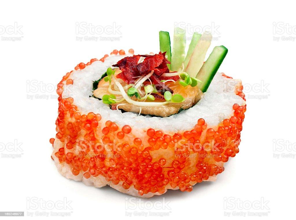 Creative Sushi royalty-free stock photo