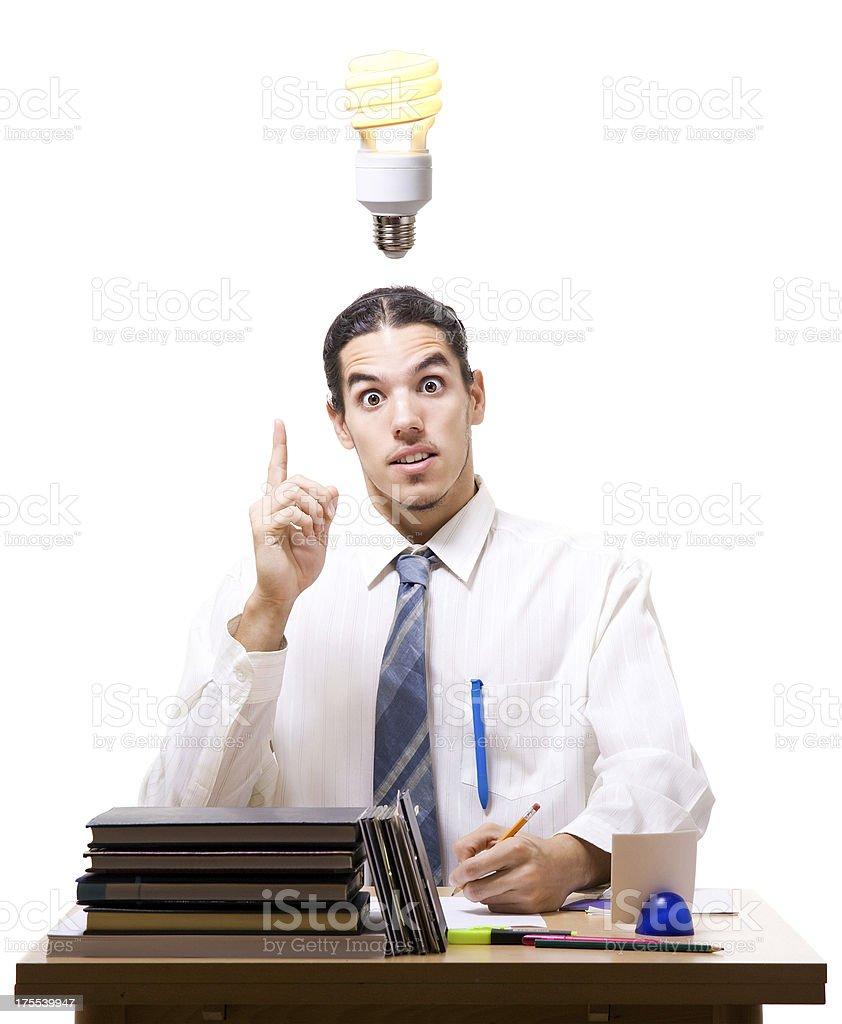 Creativity At The Office stock photo