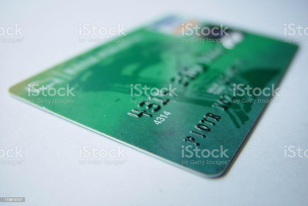 credit card 2 royalty-free stock photo