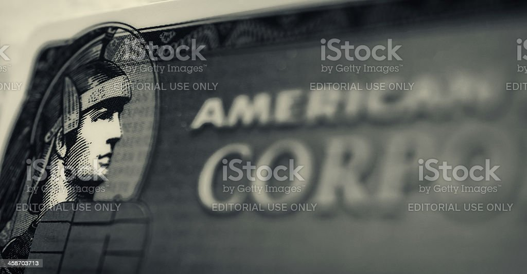 credit card american express stock photo