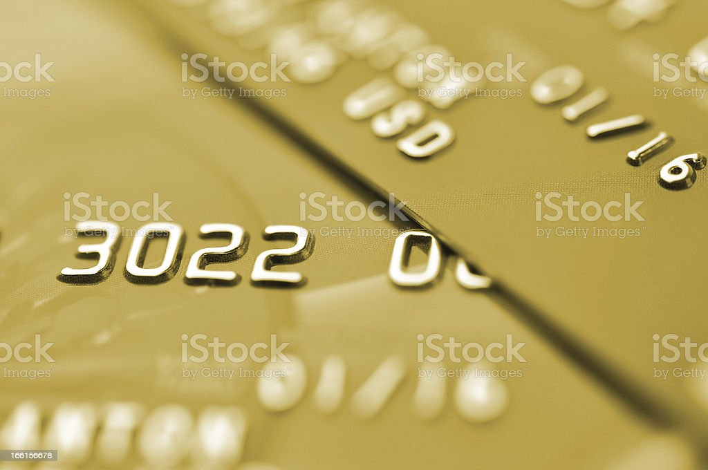 Credit cards. royalty-free stock photo