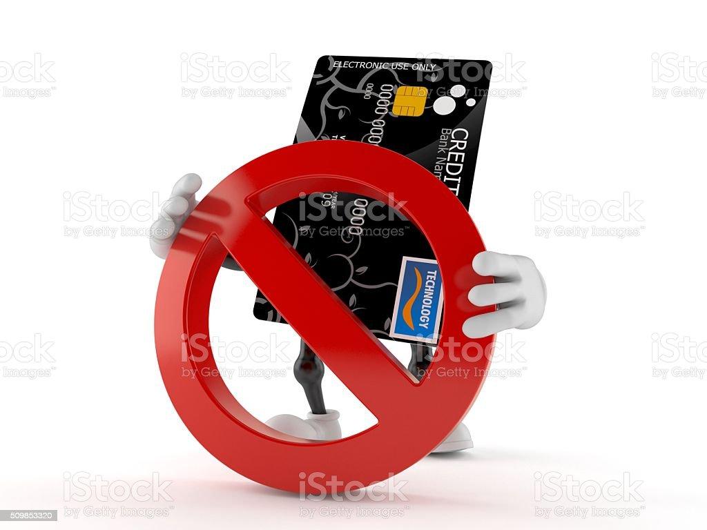 Creditcard stock photo