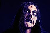 Creepy Zombie Creature