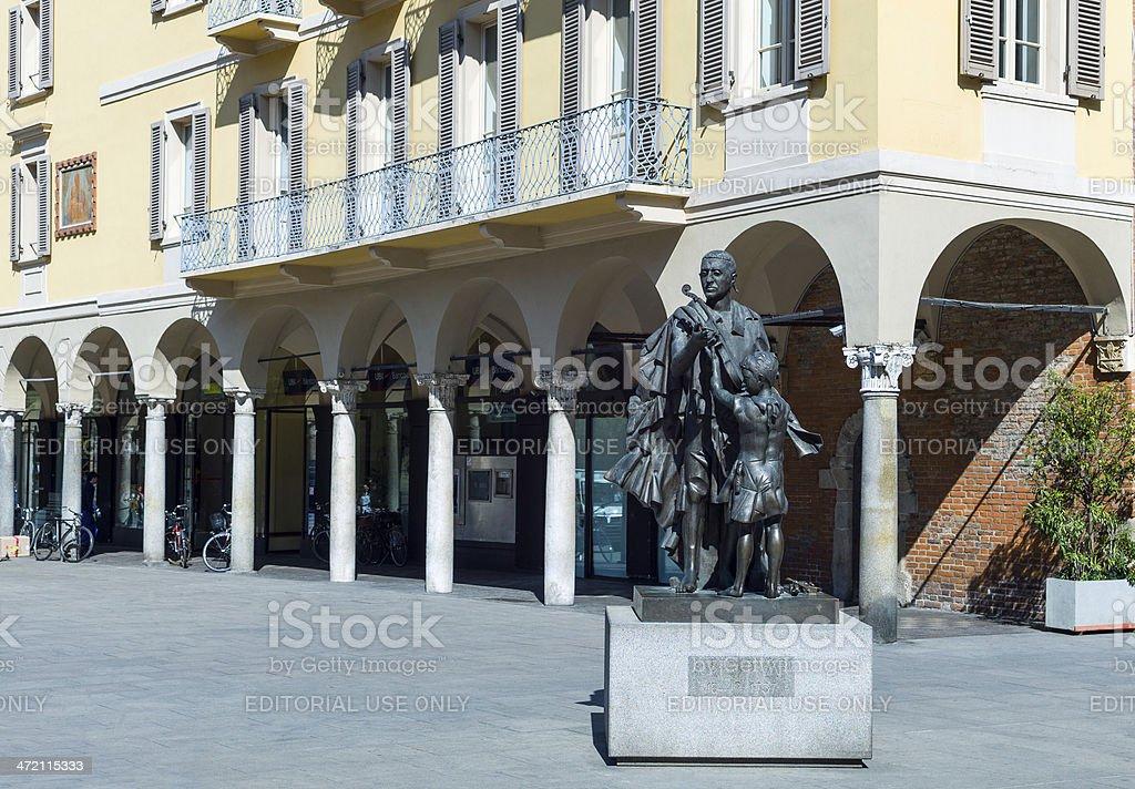 Cremona stock photo