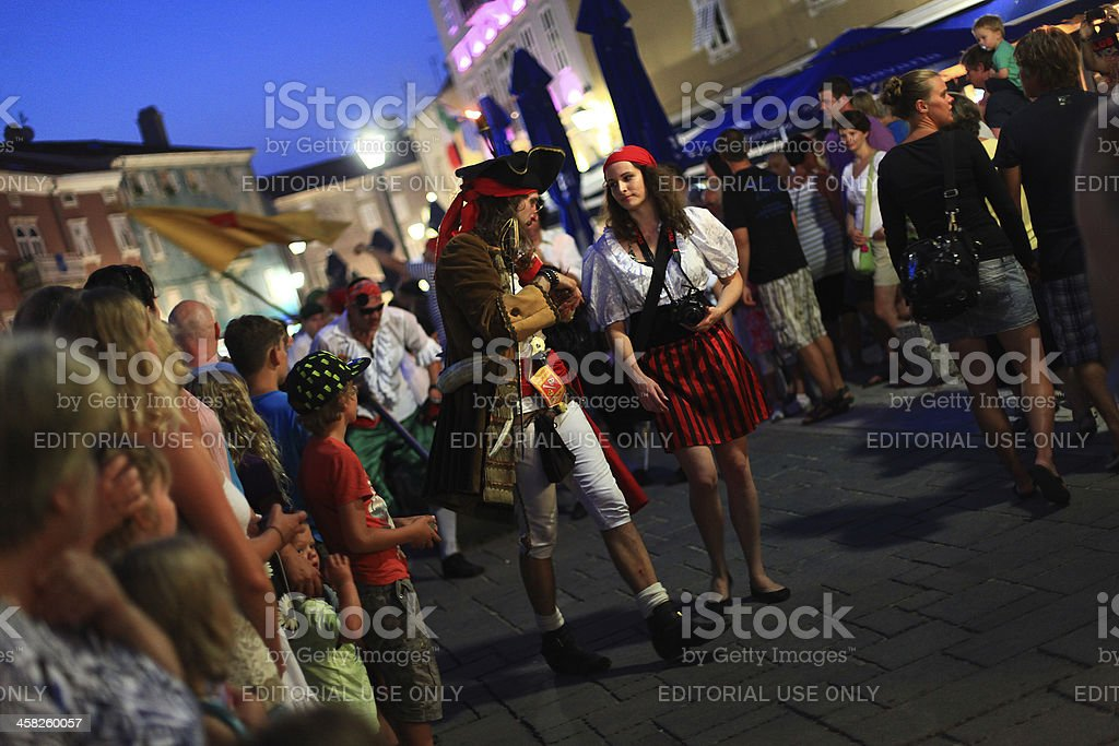 Cres carneval royalty-free stock photo