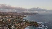 Crescent Bay Sunset