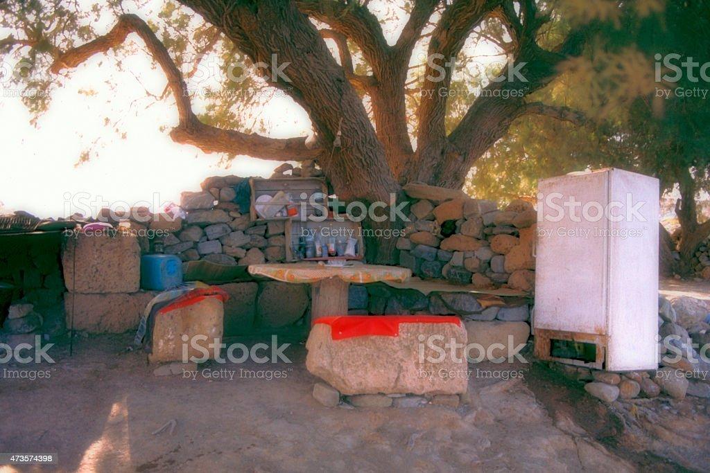 Crete 91 stock photo