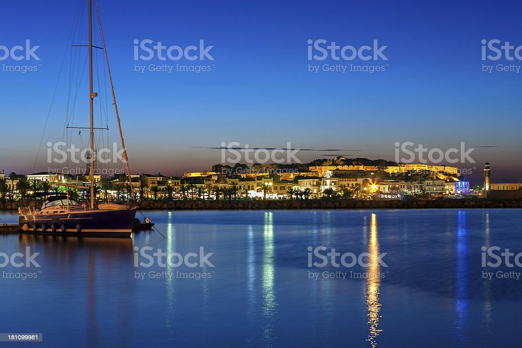 Crete - Greek islands stock photo