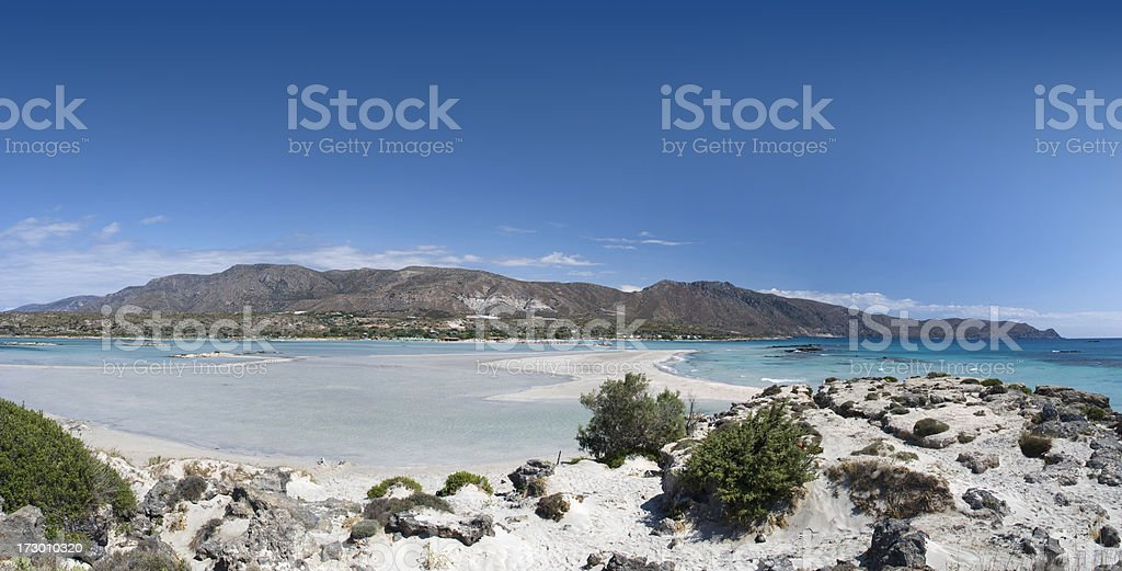 'Crete islands, Greece' stock photo