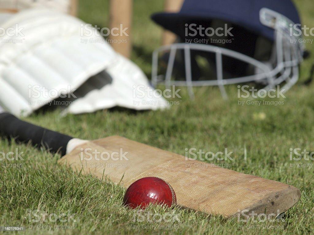 Cricket Kit stock photo