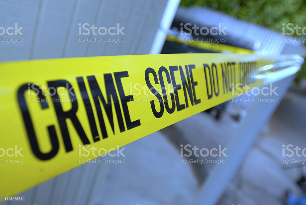 Crime of passion royalty-free stock photo