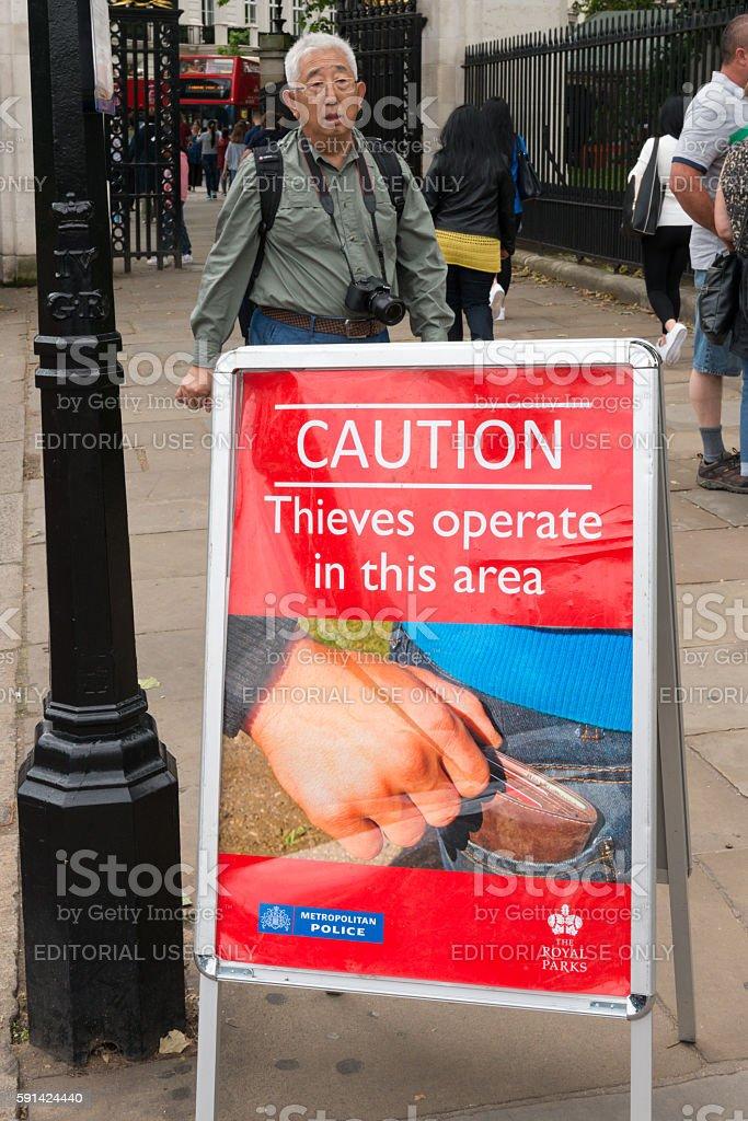 UK Crime stock photo