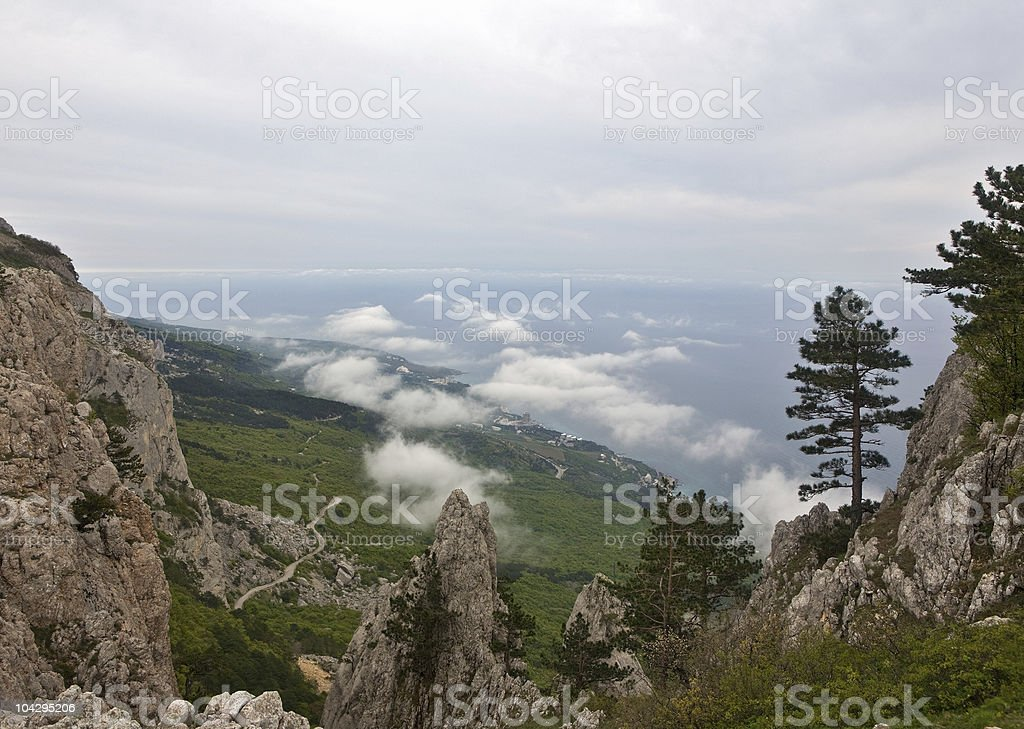 Crimea royalty-free stock photo